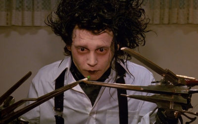 Don't blame Edward Scissorhands for what it birthed