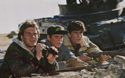 For better or worse, Red Dawn takes its ideas very seriously