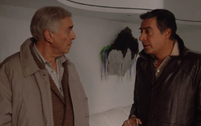 I can't tell if Crimes and Misdemeanors is a confession or a redirect