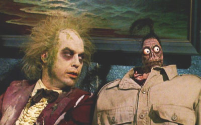 Beetlejuice is pretty good, until Betelgeuse shows up