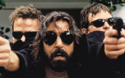 The Boondock Saints is boring, fascist, in love with itself
