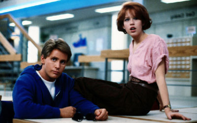 I don't care about teenagers, but The Breakfast Club is a good movie