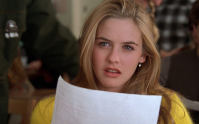 Clueless is figuratively the Polaroid of perfection