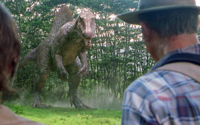 Looking back from today's franchise world, Jurassic Park III is quite peculiar