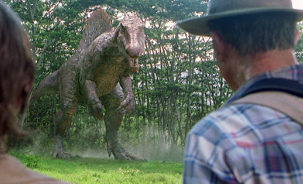 an analysis of the topic of the jurassic park Jurassic park's legacy resulted in an underwhelming insurgence of cgi creations, many of which cannot compare to spielberg's original theme park world, including the film's sequels moviegoers were reminded of the original's power in a 2013 re-release in 3d, one of the best ever uses of the gimmicky format, which made the film's dinosaurs even.