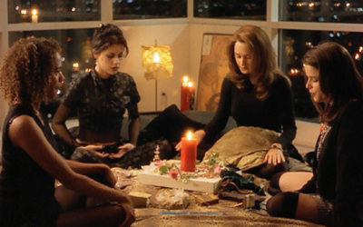 The Craft is a movie about how it'd be nice to have friends and hang out