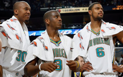 Bring back the New Orleans Hornets.