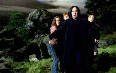 Harry Potter & the Prisoner Of Azkaban shows what movies can do that books can't