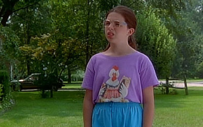 Welcome To the Dollhouse is the best movie ever made about how awful it is to be a kid