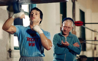 The first Rocky is weirder and better than you remember