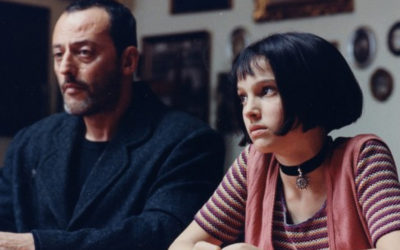 Léon: The Professional is dense, dark, hilarious, very nineties, but still great