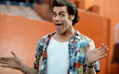 Ace Ventura: Pet Detective is a tough watch