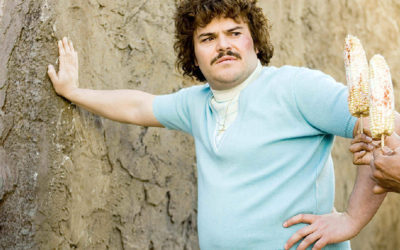 Nacho Libre makes Napoleon Dynamite look like a masterpiece
