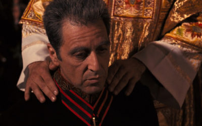 Godfather 3 is a fascinating movie that should never have been made
