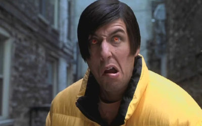Little Nicky is the best  Adam Sandler movie (which is not saying much).