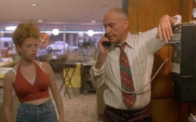 Is anyone else driven insane by the gibberish fake language in Slums Of Beverly Hills? (otherwise: good movie)