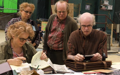 Synecdoche, New York? More like Jolly, Good Time!