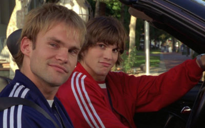 Dude, Where's My Car? is a mean movie about nice boys